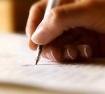 كيفية كتابة تقرير كامل ، كيف تكتب تقارير ؟